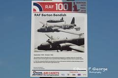 #3-RAF100-HERITAGE-ARTS-TRAIL-27-5-18-Ex-RAF-BARTON-BENDISH-(3) (Benn P George Photography) Tags: raf100 heritageartstrail 27518 bennpgeorgephotography exrafbartonbendish exrafswantonmorley