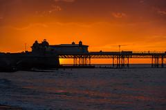 Cromer Sunset (davidfurnessphotos) Tags: cromer cromerpier norfolk sunset