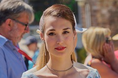 Schloss Dyck Classic Days 2018 (Aperture111-Thanks for 2 million+ views) Tags: sonyalpha65 schlossdyck classicdays2018 portrait models fashion vintagefashionshow modenschau sigma105mm