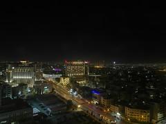 #Amman at #night, fifth circle area #عمان في #الليل ، منطقة الدوار الخامس #nightphotography #jordan #sheraton #fourseasons  #fairmont #noedit (aapesh) Tags: nightphotography الليل fairmont night عمان jordan amman sheraton noedit fourseasons