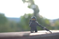 The Water Ninja Nya (Kelko585) Tags: afol adventure adventures minifigure minifig macro minifigures lego ninjago nya