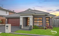 35 Mosaic Avenue, The Ponds NSW