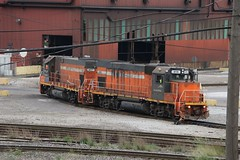 3G2A4283 (kschmidt626) Tags: train steel mill indiana chicago gary switching sw1500 amtrak hammond