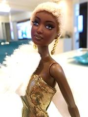 (zadolls) Tags: obssesion indigo blue eye aa collector barbie