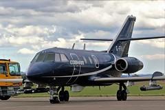 G-FRATCOBHAM DASSAULT FALCON 20 (toowoomba surfer) Tags: aircraft aviation aeroplane jet
