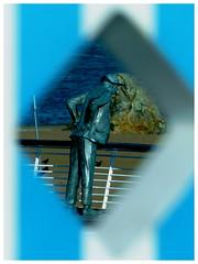 Plage de Mr HULOT à St-Marc/Mer, St-Nazaire. (CorcuffR) Tags: plage mr monsieur hulot st saint marc nazaire