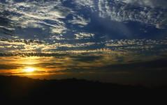Sky full of colours... (Debmalya Mukherjee) Tags: debmayamukherjee canon550d 1018mm sunrise dawn mumbai anushaktinagar sky cloudscape color