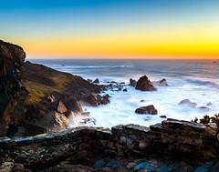North coast sunset (DF Shryock) Tags: patrickspointstatepark california northcoast pacific longexposure trinidad