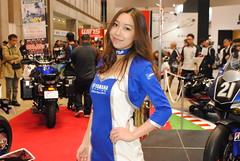 Tokyo Motorcycle Show 2018 (ジェローム) Tags: tokyomotorcycleshow odaiba tokyo japan japanese girl woman asia asian racequeen