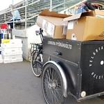 Cargobike at Helsinki velodrome thumbnail