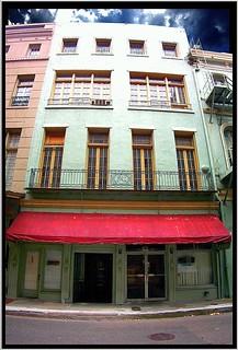 New Orleans Louisiana - 438  Baronne Street