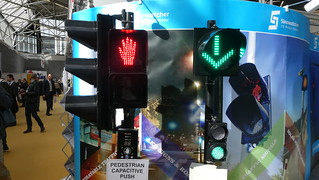Intertraffic 2018 Amsterdam: Sinowatcher Traffic (China)