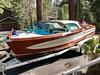 1958 Century Coronado (george.fink) Tags: 1958 coronado century woodboat