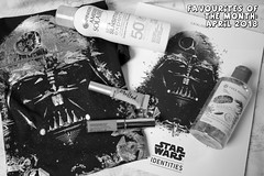 Blog header (House Of Secrets Incorporated) Tags: monochrome blackandwhite grayscale starwarsidentities starwars beauty skincare makeup cosmetics shampoo sunblock photooftheday photooftheday2018 aphotoaday2018 dailyphoto dailyphoto2018 dailyphotography dailyphotography2018 dailyphotograph