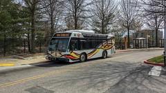 RTA Of Central Maryland 2017 ElDorado National E-Z Rider ll BRT #1710 (MW Transit Photos) Tags: rta of central maryland eldorado national ez rider ll brt