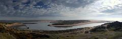 River Ythan - Panorama (PeskyMesky) Tags: newburgh newburghbeach newburghestuary riverythan panorama scotland stitched canon canon6d leefilter landscape river