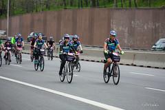 TD 5 Boro Bike Tour (Rick Woehrle) Tags: rick woehrle nyc brooklyn verrazano bridge td five boro bike tour 2018 photography 5 mile marker 32