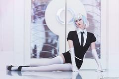 Diamond 「ダイヤモンド」 (Kaze_Photography) Tags: diamond landofthelustrous housekinokuni cosplay コスプレ 宝石の国 ダイヤモンド