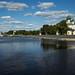 Uglich na beira do rio Volga