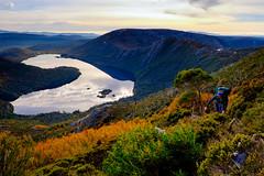 Dove lake and the Honeymoons (tristanrayner.com) Tags: australia cradlemountain tasmania