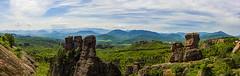 Belogradchik Panorama (saromon1989) Tags: panorama landscape belogradchik bulgaria българия болгария планини зелено природа nature green rocks mountains mountain balkans балкан балкани