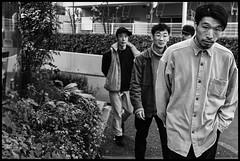 Sendagaya, Shibuya-ku, Tōkyō-to (GioMagPhotographer) Tags: tōkyōto peoplegroup sendagaya shibuyaku peopleclose eastofthesun streetscene japanproject japan leicam9 tokyo tkyto