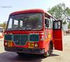 CHALISGAON - WADE - CHALISGAON (yogeshyp) Tags: msrtc maharashtrastatetransport chalisgaondepotbus