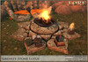 {LORE} Serenity Stone Lotus (LalaLamour) Tags: illuminate lore sl secondlife homegarden fantasy