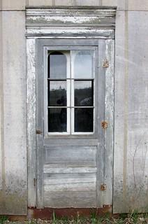 Abandoned House - Bazile Mills, NE