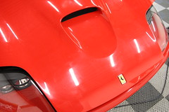 Ferrari_550_Maranello_swissvax_02 (Detailing Studio) Tags: detailing studio lyon swissvax ferrari 575 maranello rénovation peinture rosso corsa traitement lavage décontamination polissage lustrage protection cire carnauba concorso autobahn cuir micro rayures