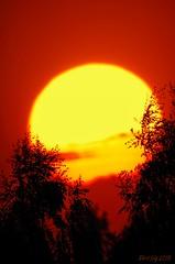 Sunset (EQG64LOQDXKYEIAPTYHNDN5KHB) Tags: loojang päikese sunset eesti vahi tartu teleskoop 1200mm