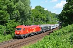 Full house (Nexak) Tags: train slovakia rex bratislava wien zssk obb 2016 siemens er20