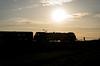 Sunset Skoda (Tom Watson 70013) Tags: yaxley fen drain vtec virgin train east coast ews 90039 1a46 sun set silhouette