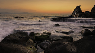 Sunset at Azkorri II