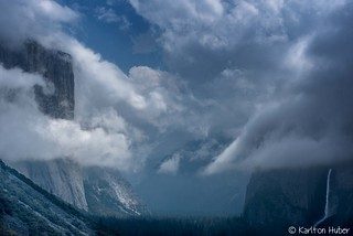 Yosemite  - Morning Drama_5233