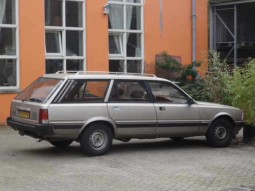 1987 Peugeot 505 Break