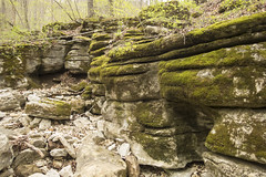 RED02752 (David J. Thomas) Tags: caves caving hiking speleology class students lostvalley edenfalls naturalbridge cobcave edenfallscave waterfall creek stream karst ponca arkansas lyoncollege