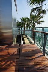 2018-04-FL-183623 (acme london) Tags: barcelona cleaningcradle facademaintenance fira hotel jeannouvel movablefloor renaissancehotelfira spain
