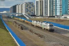 333+333 (firedmanager) Tags: renfe renfeoperadora railtransport renfemercancías 3333 emd electromotivediesel emd16710gct2 locomotora locomotive vossloh prima tren train trena ferrocarril freighttrain