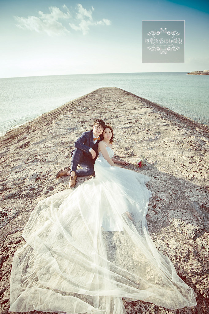 海外婚紗,沖繩婚紗攝影,宜野灣海濱公園,Ginowan Seaside Park