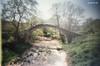 Alamanou (kzappaster) Tags: pinhole stonebridge bridge stenope cameraobscura alamanou larissa thessaly greece film 35mm agfa vista100 vista lightleak handmadepinhole lofi