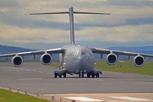 US Air Force C-17 Globemaster- 00220
