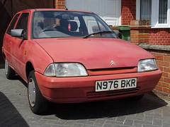 1996 Citroen AX 1.0i Debut (Neil's classics) Tags: vehicle 1996 citroen ax