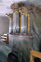 St. Jakobus Maior, Löhrieth (palladio1580) Tags: orgel organ orgue organo barock bayern franken unterfranken landkreisrhöngrabfeld löhrieth