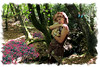 Muse des bois 2017_021 (marckozone) Tags: foret nature mammouth sexy sauvage femme des bois tigre loin lionne cosplay