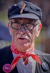 The sweep (Chris Hamilton Photography) Tags: d600 rochester street urban hat sweep festival kent people nikon