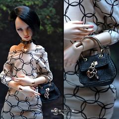 Untitled-6 (Dollfason) Tags: кукла коллекционная авторская модадлякукол радуэт mooqla raduet dolloutfit clothes for dolls fashionfordoll fashiondoll accessories
