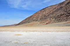 Death Valley National Park, California, Badwater Basin Salt Flats (EC Leatherberry) Tags: nationalparkservice nationalpark deathvalley deathvalleynationalpark mojavedesert inyocounty badwaterbasin saltflats