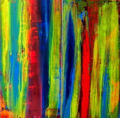 deep down (Peter Wachtmeister) Tags: artinformel art mysticart modernart popart artbrut phantasticart minimalart abstract abstrakterimpressionismus acrylicpaint surrealismus surrealism hanspeterwachtmeister