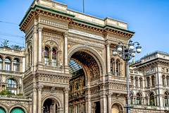 Milan Galleria (AaronP65 - Thnx for over 13 million views) Tags: galleria italy milan milano lombardia it italla lombardy
